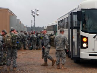 fort polk soldiers deploy iraq