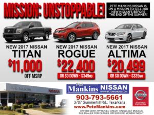 Pete Mankins Nissan