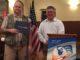 Jerry Porter Rotary Paul Harris Fellow certificate