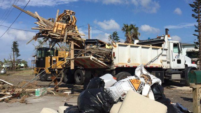 Hurricane Debris