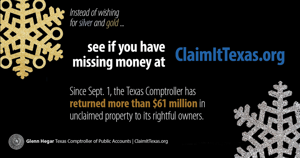 Unclaimed Property In Austin Texas