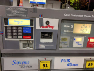 AAA Texas pump prices rise