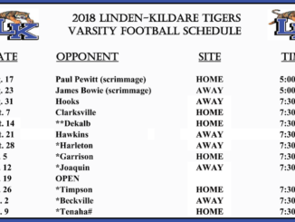 image about Tigers Printable Schedule titled Tiger Soccer Archives - KPYN Todays Christian Communicate