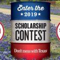Texas Scholarship