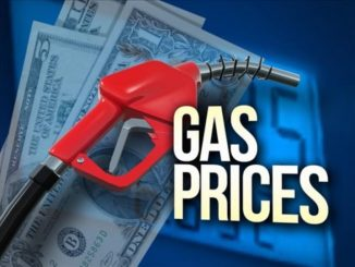 Gas Prices Increase Slightly