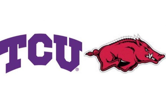 Arkansas win over TCU