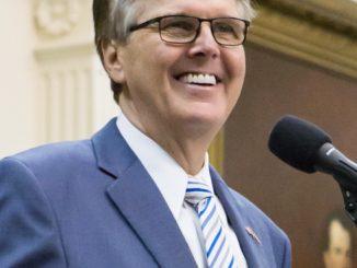 Texas' lieutenant governor